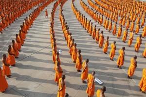 Saffron Robes